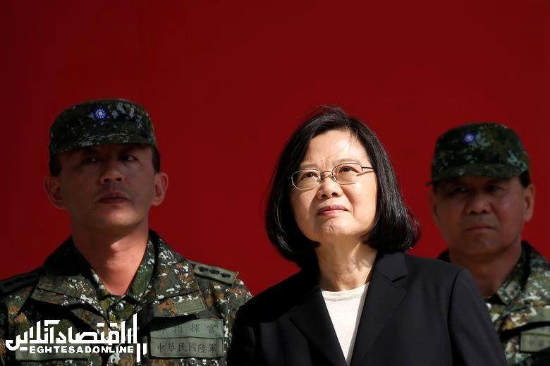 Taiwan's President Tsai Ing-wen, in office since May 20, 2016.