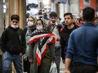 تاثیر کرونا بر «بازار تهران» +تصاویر
