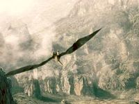 غول پیکرترین پرنده دوران ژوراسیک بازسازی شد