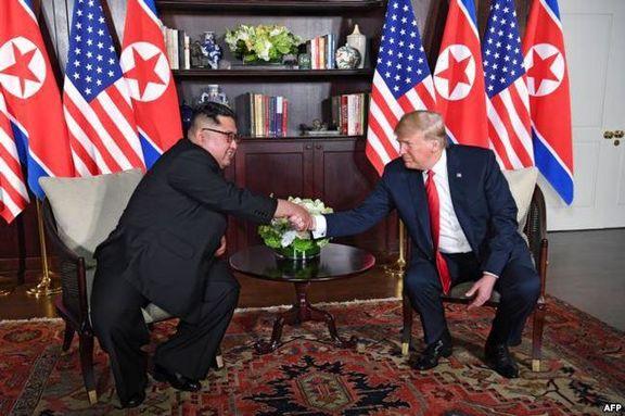 اظهارات صمیمانه ترامپ درباره رهبر کره شمالی