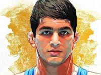 حسن یزدانی یکی از ۳ستاره مسابقات قهرمانی ۲۰۱۷جهان شد +فیلم