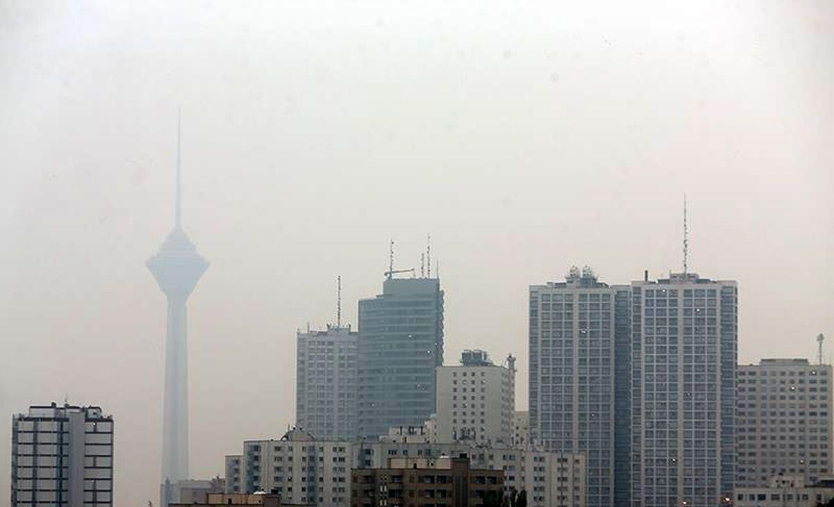افزایش آلایندهها در شهرهای صنعتی