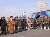 رهبر انقلاب در مراسم دانش آموختگی دانشجویان دانشگاههای افسری ارتش