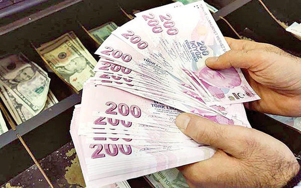 صعود لیر با تصمیم جدید بانک مرکزی ترکیه