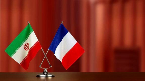 فرانسه به اغتشاشات در ایران واکنش نشان داد