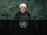 سخنان روحانی درباره مذاکره با آمریکا +فیلم