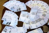 انهدام باند توزیع چک پول جعلی در شهرستان چناران