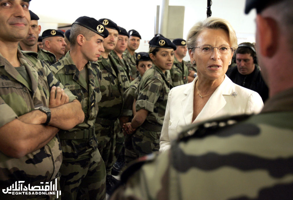 وزیر دفاع فرانسه2