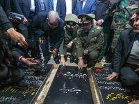 سفر «وزیر دفاع» به کرمان +عکس