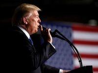 ترامپ: خواستم پیامی به روسیه و ایران بدهم!