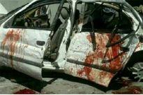 خواب راننده، سه مسافر را به کام مرگ برد
