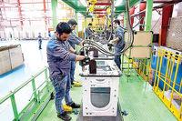 پنج محصول صنعتی با بیشترین رشد تولید