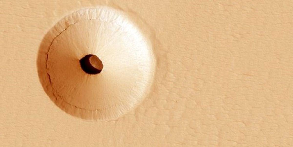 نخستین ساکنان مریخ در گنبدهای شیشهای زندگی خواهند کرد