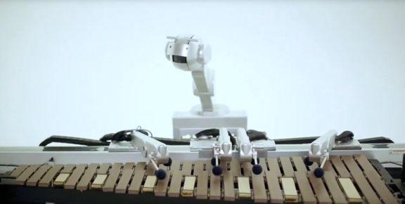 ساخت رباتی با قابلیت عجیب +عکس