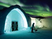سردترین هتل دنیا +تصاویر
