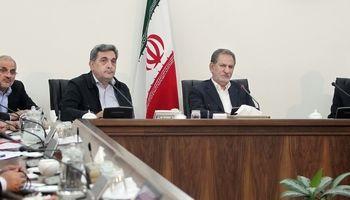 جلسه شهرداران کلانشهرهای ایران با جهانگیری +تصاویر