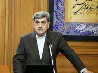پیروز حناچی شهردار تهران شد