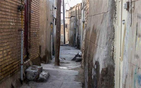 20 میلیون ایرانی در بافتهای فرسوده زندگی میکنند