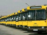 اتوبوسهای شهری حادثهساز شدند