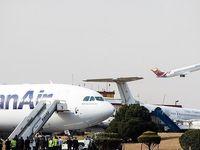 پروازهای عبوری از آسمان ایران به روزی ۴۰۰سورتی میرسد