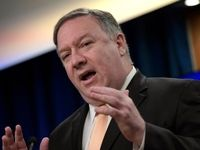 پامپئو: از ایران میخواهیم که همانند یک دولت عادی رفتار کند