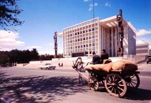 تهران در سال ۱۳۴۴ +عکس