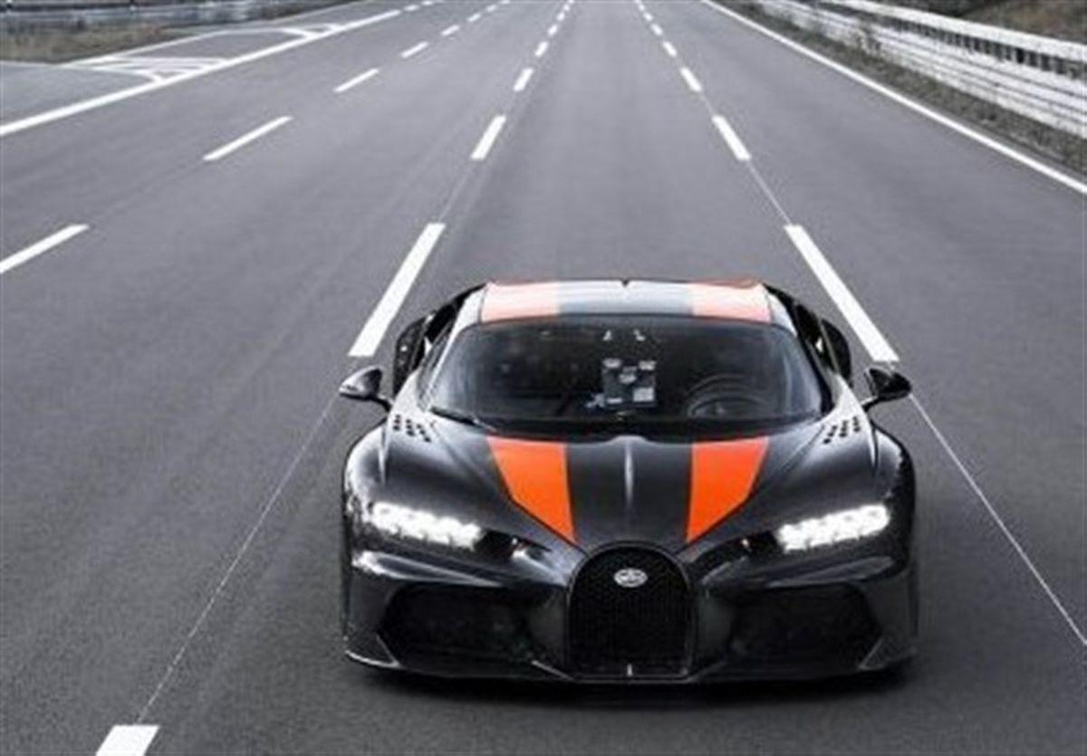 سریعترین خودروهای دنیا را بشناسیم