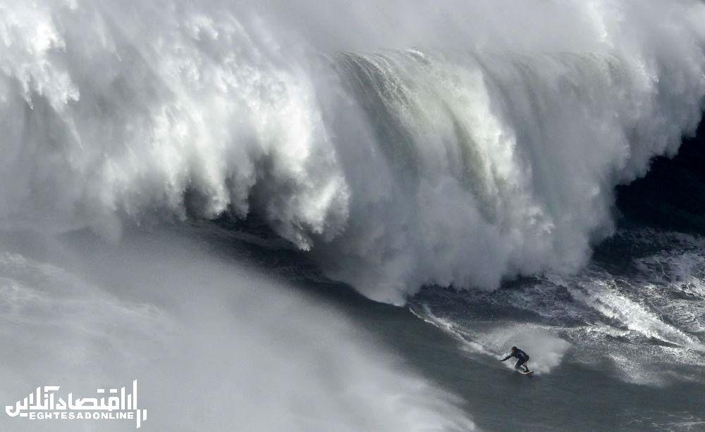موج سواری