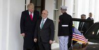 ترامپ دو بار به حیدرالعبادی گفته بود باید نفت عراق را به آمریکا بدهید