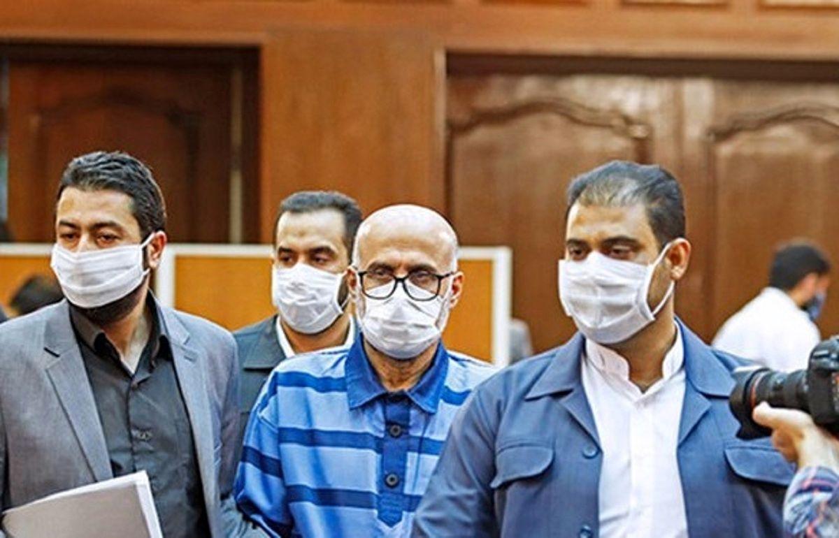 پایان رسیدگی به پرونده اکبر طبری و سایر متهمان اعلام شد