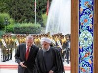 تصویری از اردوغان در اینستاگرام روحانی +عکس