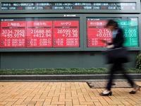 بازار سهام آسیایی پیش از گزارش مشاغل آمریکا