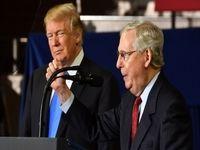 رهبر اکثریت سنا به دمکراتها در مورد رفتار با ترامپ هشدار داد