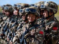 رژه نظامی یگانهای ارتش روسیه +تصاویر