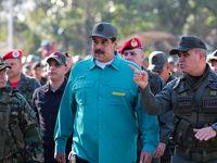 مادورو از سرمایهگذاری گسترده در ارتش خبر داد