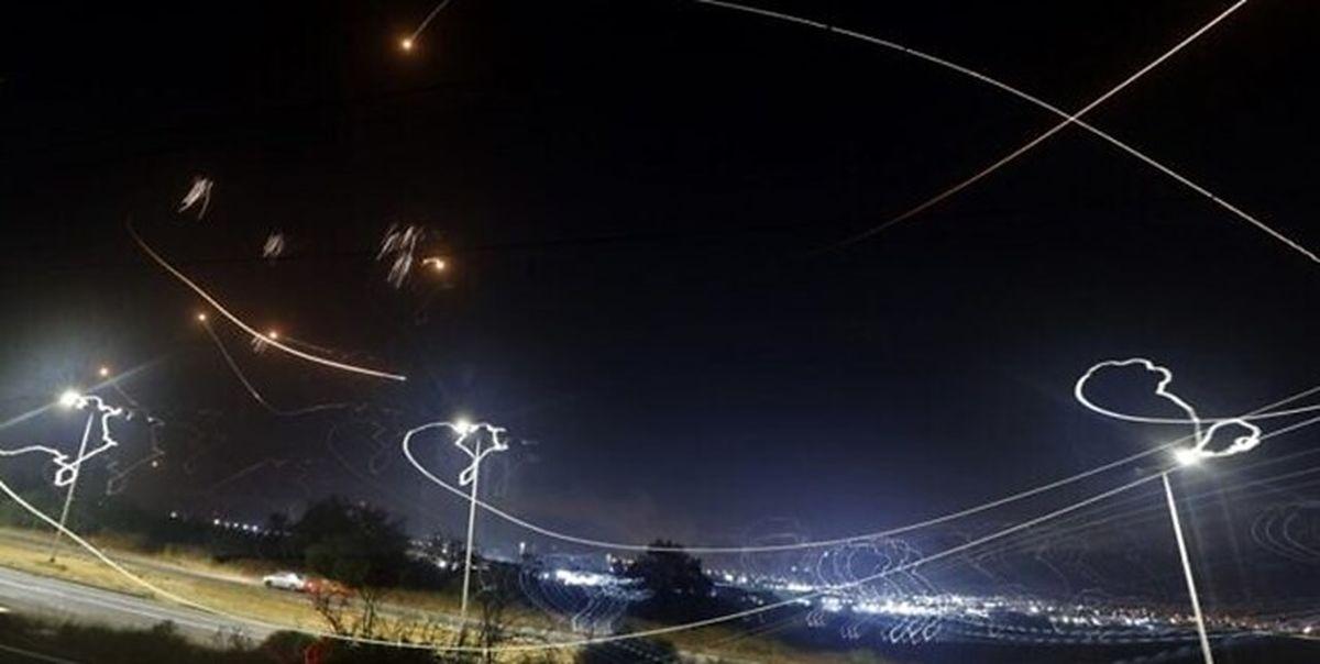 خروج ۱۲۰پرسنل نظامی آمریکا از فلسطین اشغالی