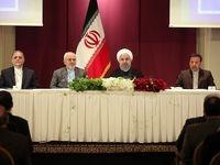 روحانی: تهدید در برابر ایران جواب نمیدهد/ امکان ندارد نفت ایران صادر نشود