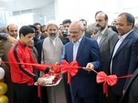 ۱۵۶پروژه ورزشی در کشور با حضور وزیر آموزش و پرورش افتتاح شد