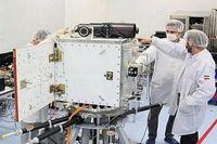 قرار گرفتن ماهواره مخابراتی ایران تا ۳سال دیگر در مدار