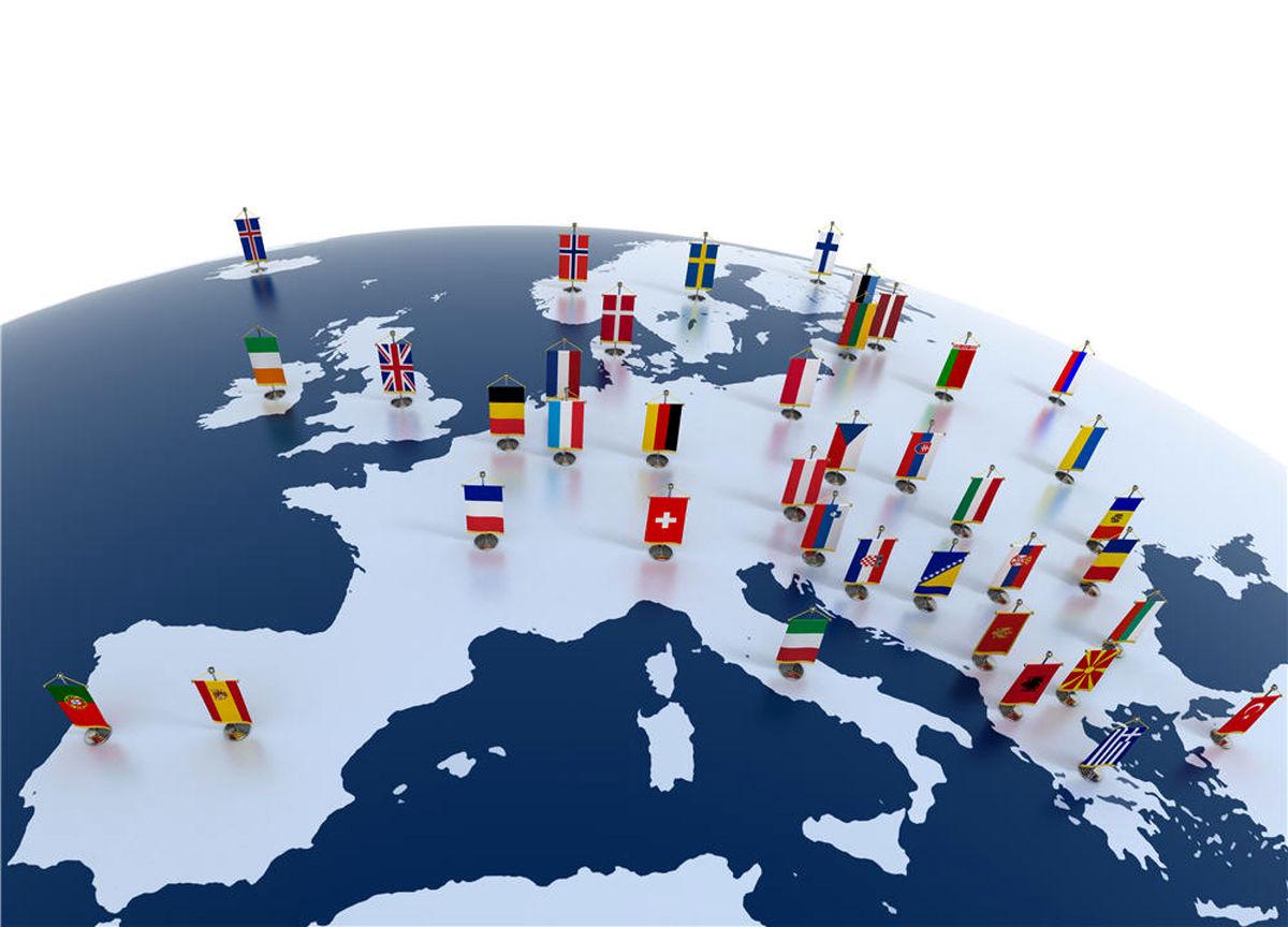 اروپاییها چند ساعت کار میکنند؟