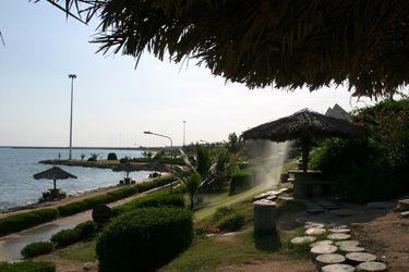 پارک ساحلی مرجان کیش +عکس