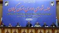 لاریجانی: ایران باید از سرمایهگذاری نفت در خزر بهرهمند شود