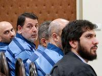 جلسه هفتم دادگاه متهمان بانک سرمایه +تصاویر
