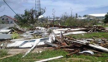 طوفان مرگبار در کوبا +فیلم