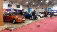 رشد ۱۱۰درصدی تنوع برندها در نمایشگاه خودرو شیراز