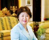 ثروتمندترین زن آسیایی جهان چقدر پول دارد؟