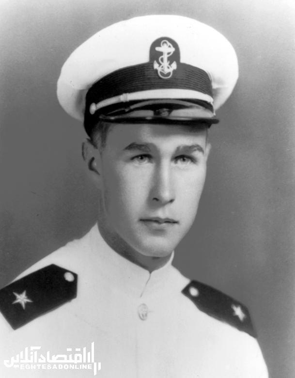 بوش پدر 1924 - 2108