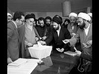 نخستین دوره انتخابات مجلس شورای اسلامی به روایت تصویر