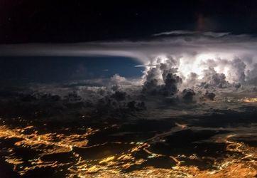 تصاویر شگفتانگیز آسمان