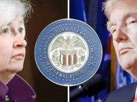 «فدرال رزرو» ترمز جاهطلبی ترامپ را میکشد؟
